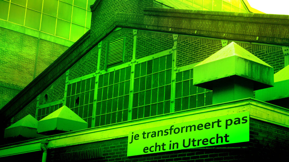 Transformatie en herbestemming in Utrecht