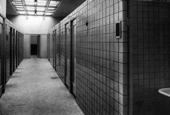 interieur van de spaarnestraat 11a toen het nog een volksbadhuis was 1940