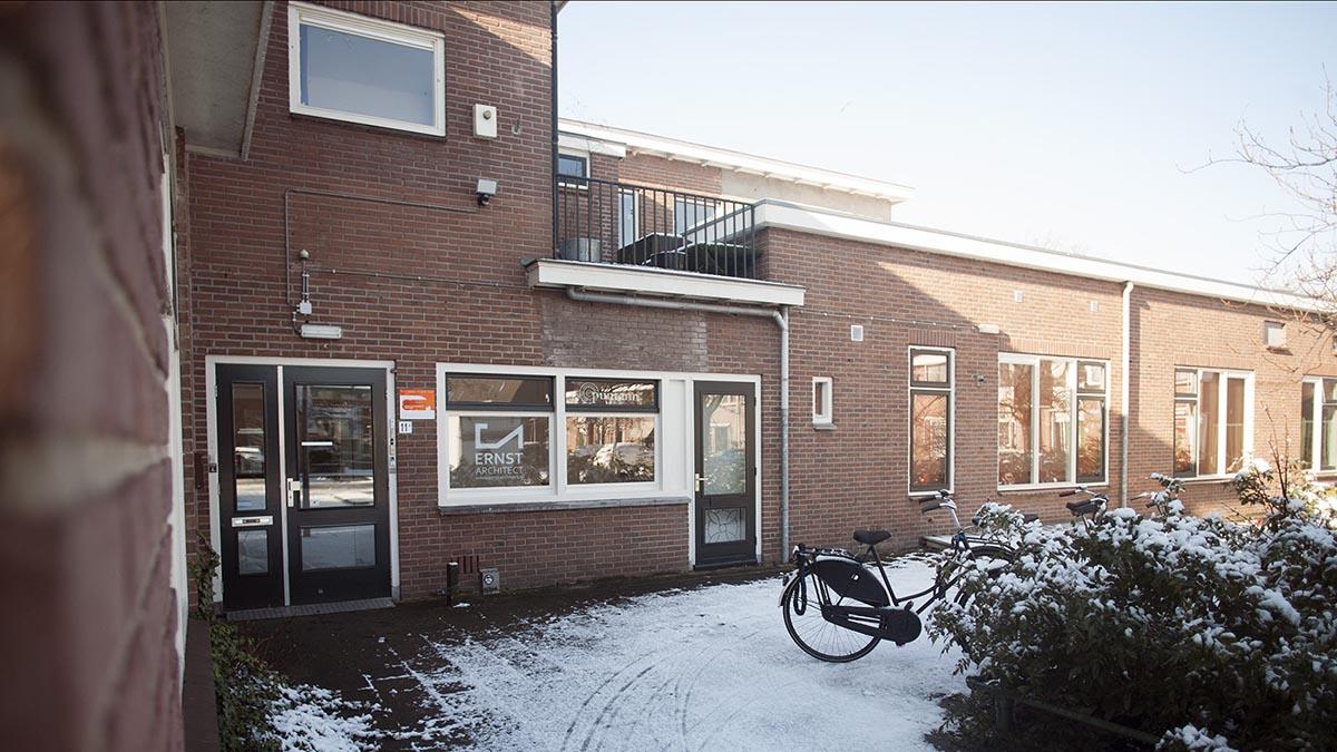 Flexwerken aan de Spaarnestraat Utrecht